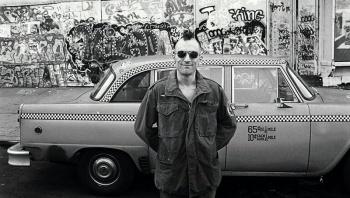 Как снимали фильм Таксист (Taxi Driver) - фото и интересные факты со съемок фильма