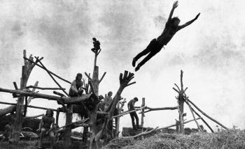 Первый рок-фестиваль Вудсток 1969 года - фотографии людей и интересные факты с фестиваля
