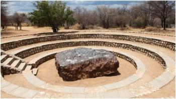 Гоба – самый большой метеорит, который упал на Землю
