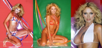 Сибил Даннинг - фотографии и биография королевы B-Movies в 1970-80-х годах