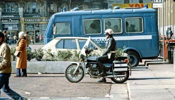 Фотографии повседневной жизни Милана 1980-х