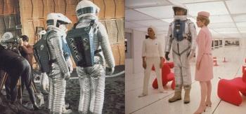 Как снимали фильм «Космическая одиссея 2001» Стэнли Кубрика