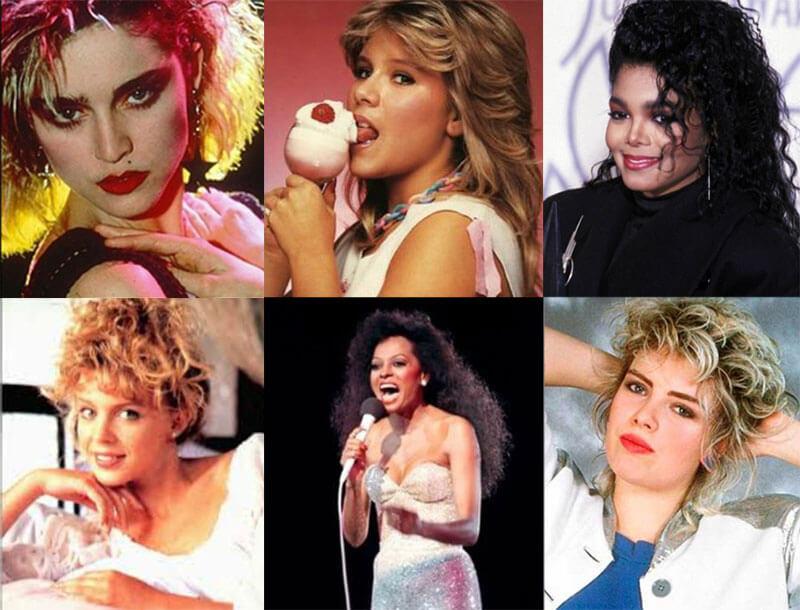 Зарубежные музыкальные звезды 80-х тогда и сейчас (фото + видео)