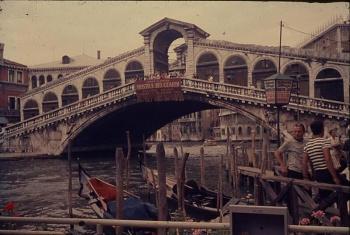 Фотографии повседневной жизни Венеции 1960-х