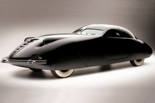 Phantom Corsair, 1938 года