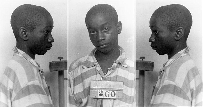 История Джорджа Стинни-младшего - cамого молодого казненного преступника в США, 1944 год