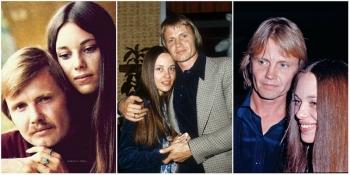 Джон Войт и Маршелин Бертран — история любви и фото молодых родителей Анджелины Джоли