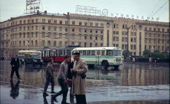 Ленинград 1960-х - фотографии повседневной жизни культурной столицы СССР