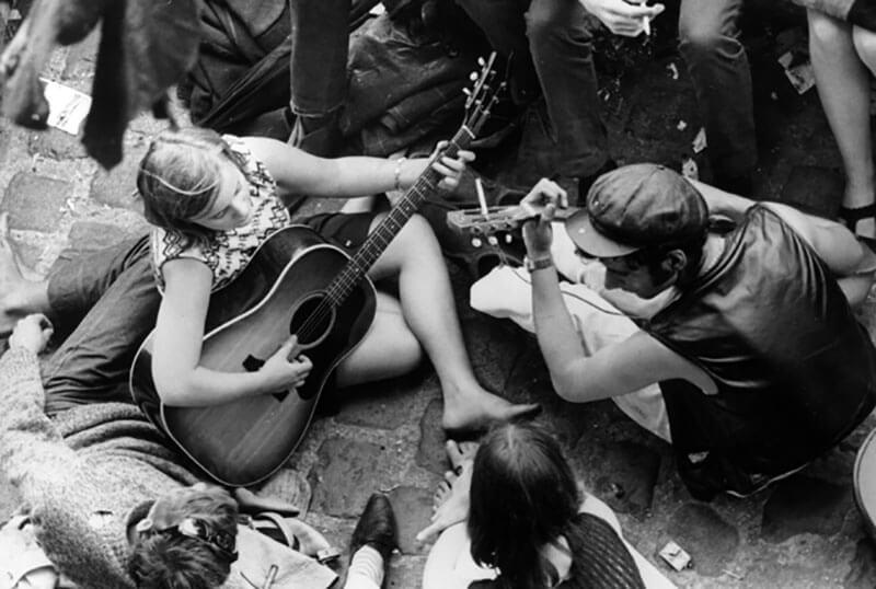 Кто такие Битники — история и фотографии Бит-поколения