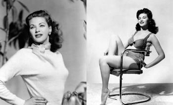 Ивонн Де Карло — биография, фото в молодости и карьера актрисы