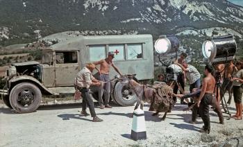 Как снимали фильм «Кавказская пленница, или новые приключения Шурика» 1967 года: фото со съёмок, интересные факты, сюжет и трейлер