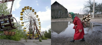 Последствия Чернобыльской аварии на АЭС: радиация, зона отчуждения, болезни, экология