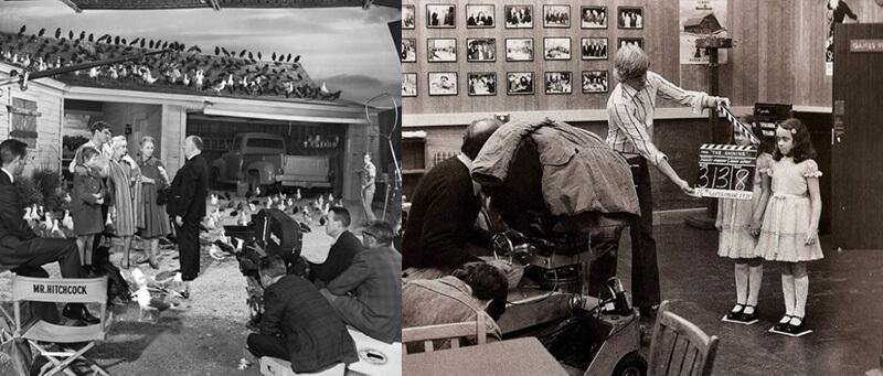 Как снимают фильмы ужасов: фото со съёмок известных хоррор фильмов