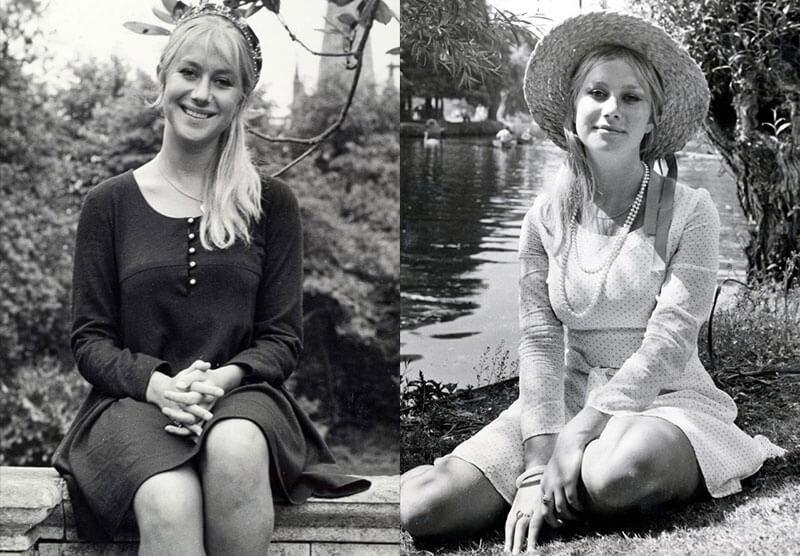 Хелен Миррен – фотографии в молодости знаменитой британской актрисы