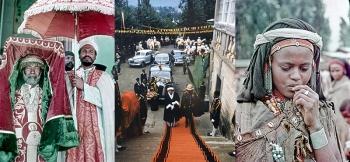 Эфиопия середины 20 века: фотографии повседневной жизни жителей страны
