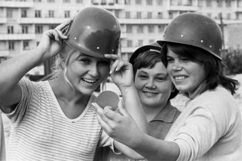Женщины в СССР: фотографии настоящей красоты в Советском Союзе