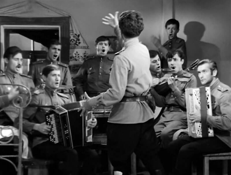 Фото из фильма «В бой идут одни старики»
