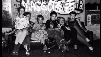 Девушки панки: фото и история женского панк-движения (1970 - 1990 годы)
