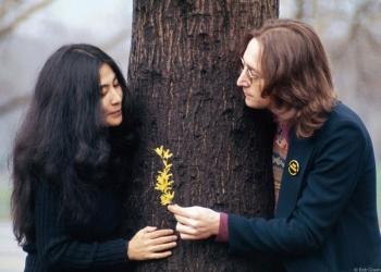 Джон Леннон и Йоко Оно — история безумной любви (фото + история)