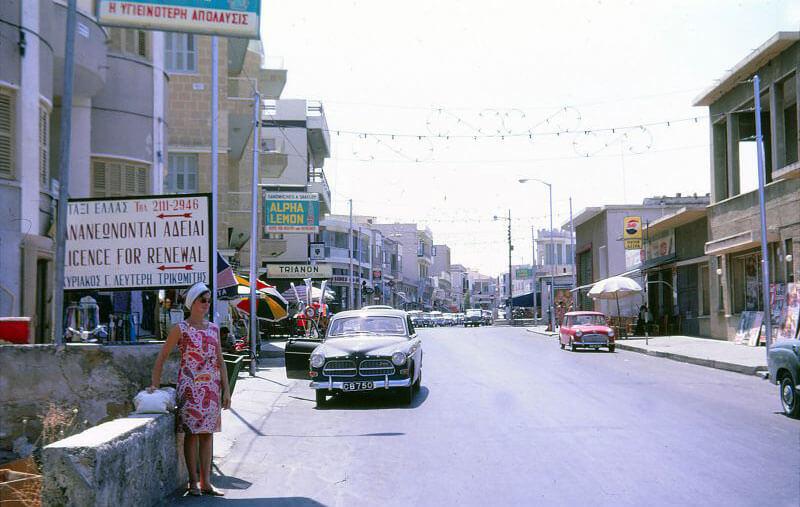 Жизнь на Кипре - история и фото повседневной жизни курорта Европы 1960-х годов