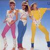 Модная одежда 80-х
