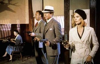 Как снимали фильм «Бонни и Клайд» 1967 года (фото + интересные факты)