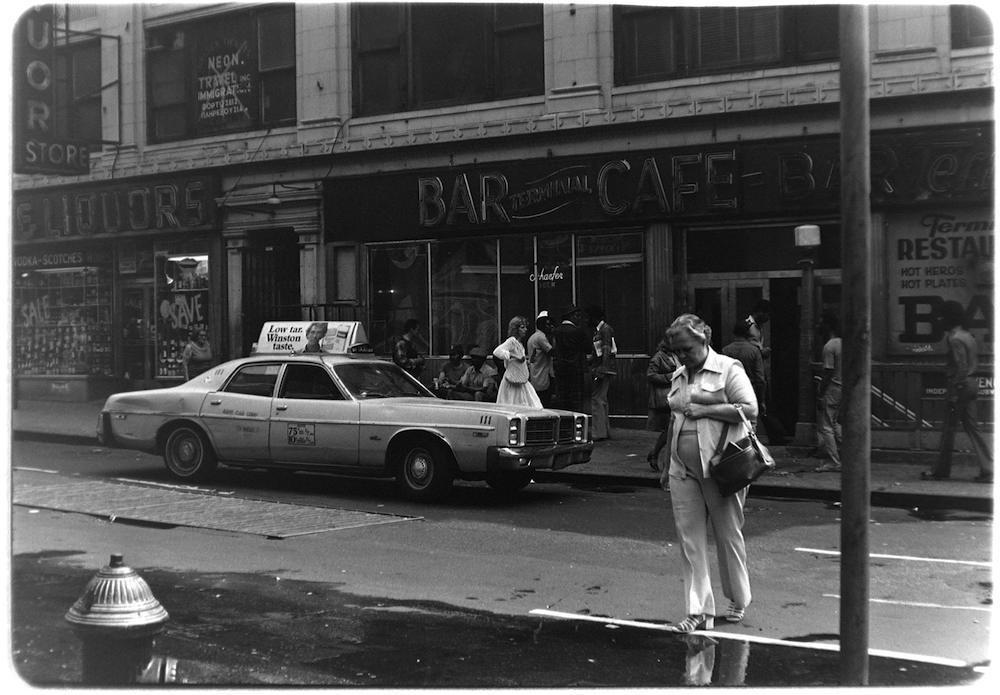 Улица Нью-Йорка, 1970-е