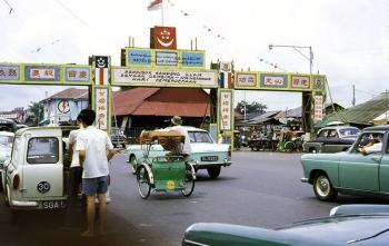 Сингапур 1960-х - фото и история страны до экономического чуда