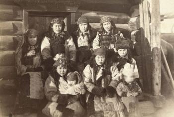 Фотографии народов Российской Империи в XIX веке