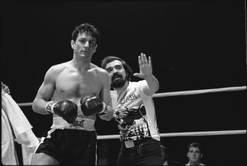 Как снимали фильм «Бешеный Бык» 1980 года — интересные факты о фильме и фото со съемок картины Мартина Скорсезе