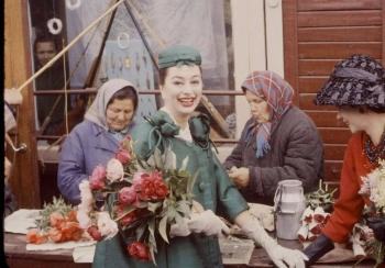 Модели Диор в Москве – мировая мода в СССР 1959