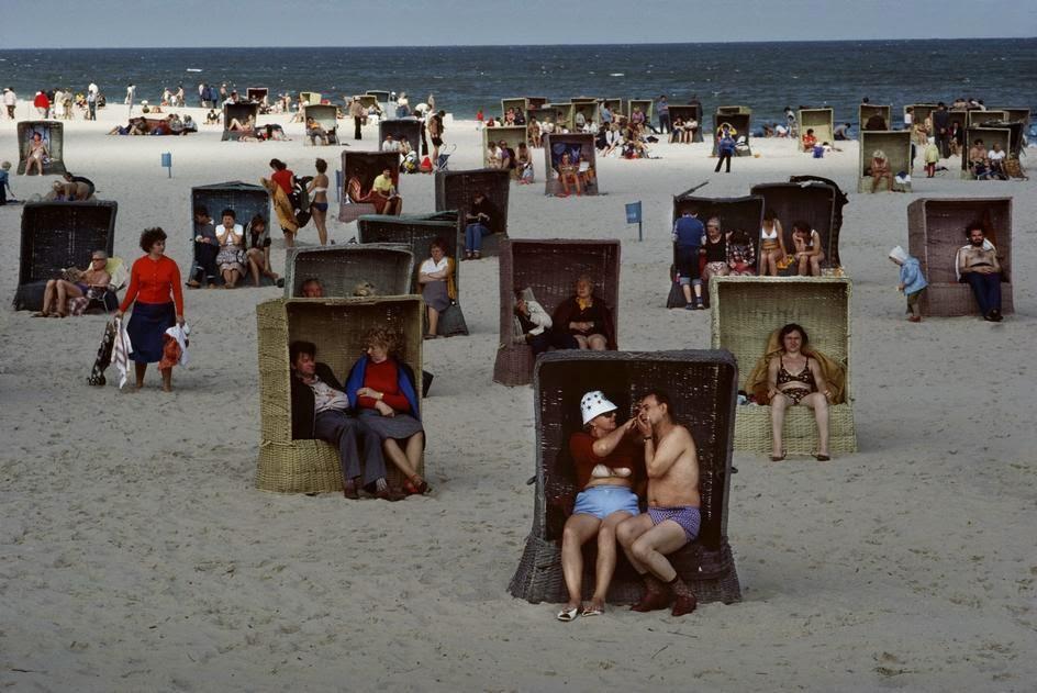 Польша 1980-х перед развалом СССР (история + фото)