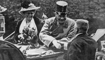 Убийство эрцгерцога Франца Фердинанда и начало Первой мировой войны
