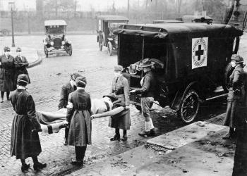 Испанка (Испанский грипп) — история самой массовой пандемии гриппа, заразившей 30% населения Земли
