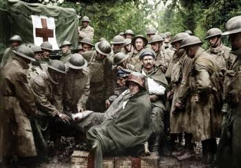 Интересные факты о Первой мировой войне (1914-1918 гг.)