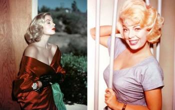 11 самых красивых блондинок Голливуда 1950-х годов