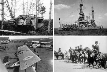 Технологии Первой мировой войны - гонка изобретений, которая изменила мир