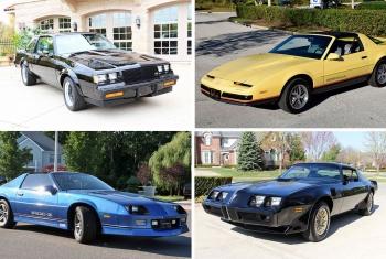 12 лучших Маслкаров (Muscle car) 1980-х годов