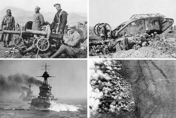 10 основных сражений Первой Мировой Войны