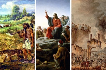 25 важнейших событий в истории всего человечества